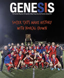 Read the Spring issue of Genesis magazine here