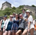Students return from studies & travel in China