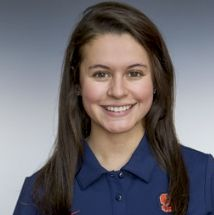 Sydney Rodriguez '14 (Syracuse) and Reilly Kearney '14 (Notre Dame) were both named as crew  All-ACC Academic rowers