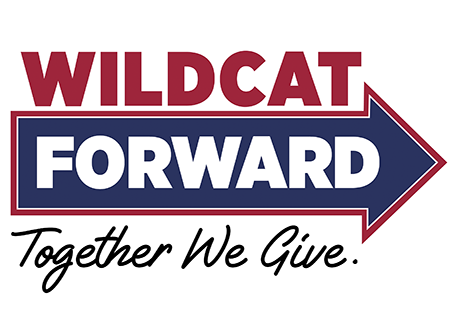 Wildcat Forward - Together we Give.