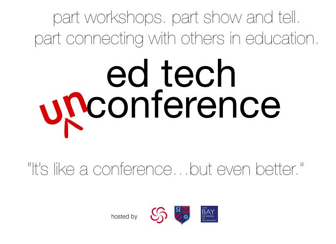 Ed Tech Un-Conference