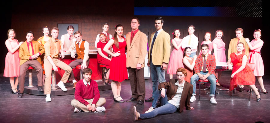 West Side Story St Ignatius College Prep