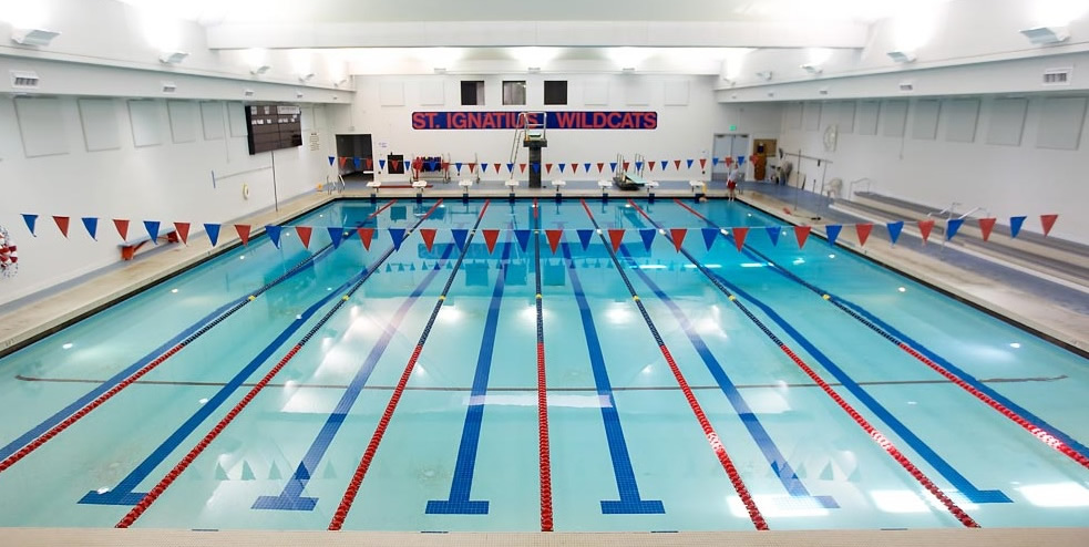 High Quality St. Ignatius College Preparatory, San Francisco, CA: Pool