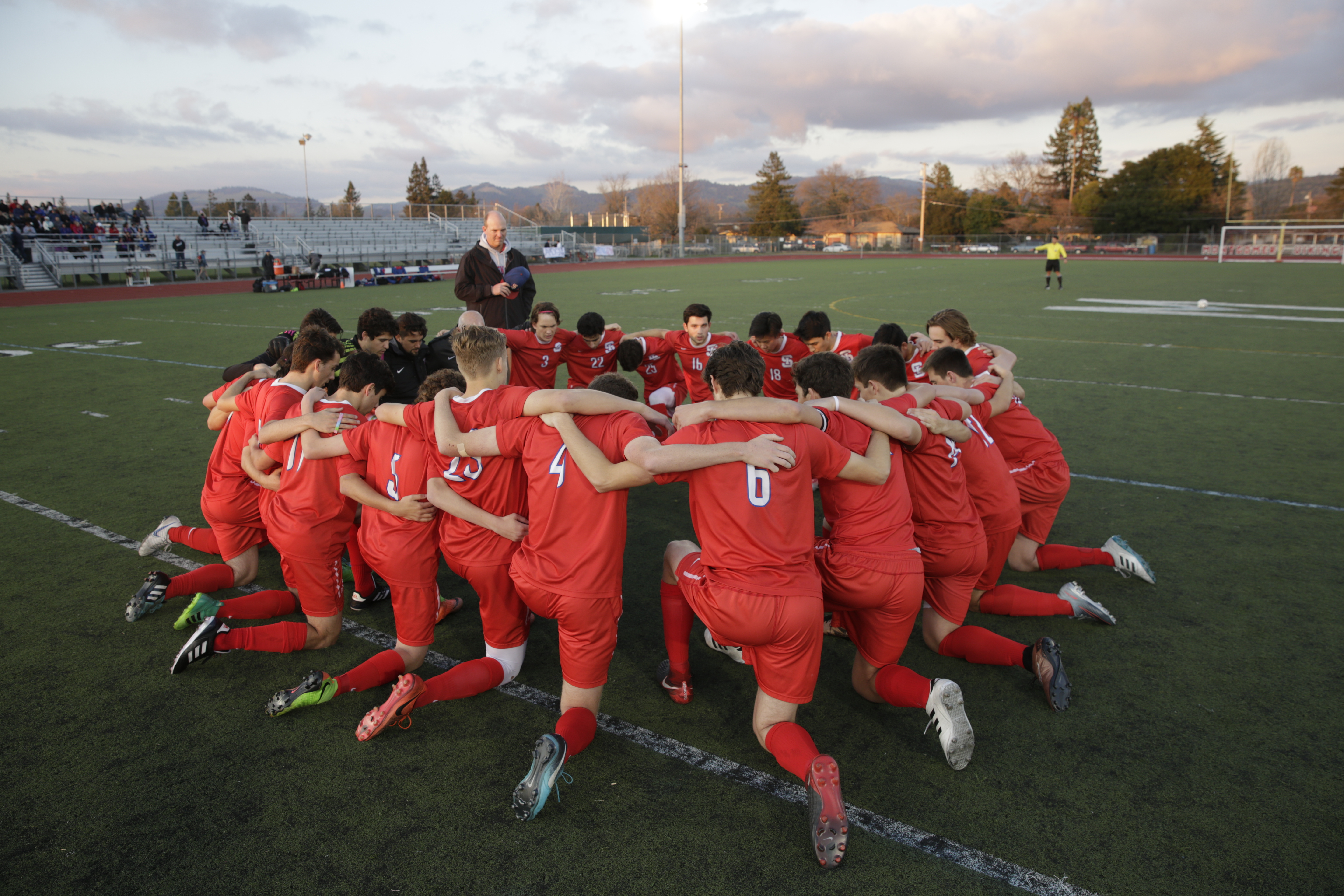 SI Boys Soccer Ranked #2 in the Country - USA Today's 1st Winter Poll